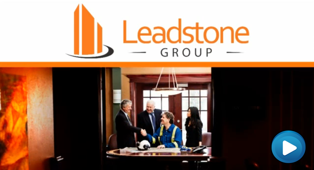Leadstone Group - Building Your Business is our Business